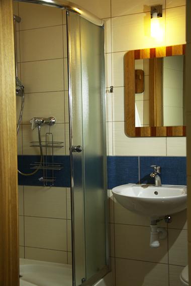 łazienka studio 2 osobowe